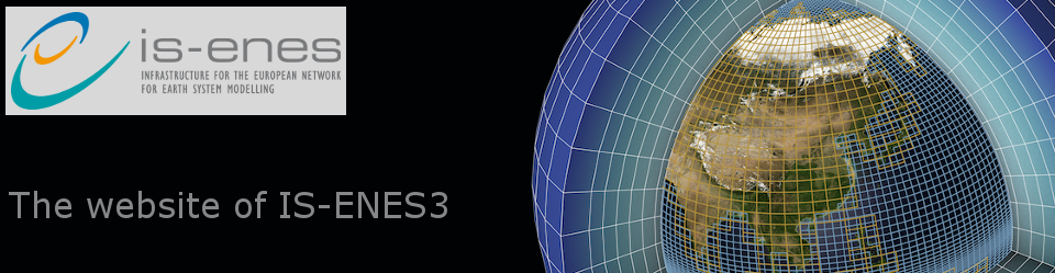 IS-ENES2 – Infrastructure for the European Network of Earth System Modelling 2