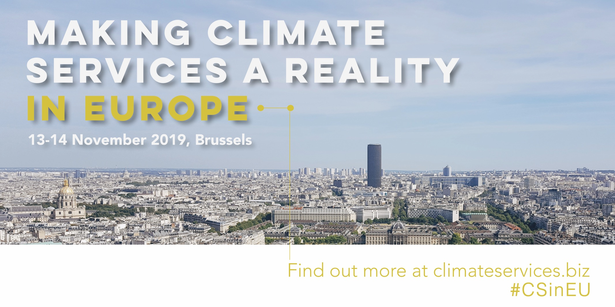 Making climate services a reality in Europe